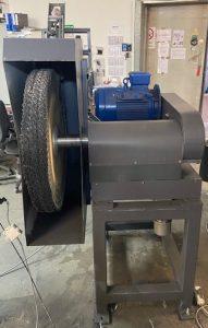 Robotor-Poliermaschine