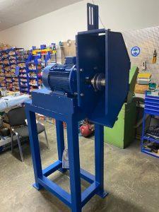 Roboter - Poliermaschine DM 500 mit Oszillation
